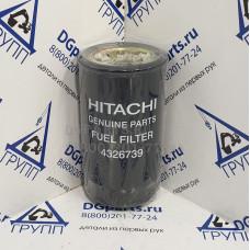 Фильтр топливный 4326739 HITACHI