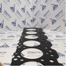 Прокладка головки блока цилиндров L3000-1003001A-386 Оригинал YC6L280N-52, YC6L310-50