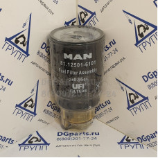 Фильтр топливный MAN 81.12501-6101