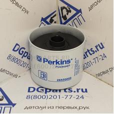 Фильтр топливный Perkins 26550005