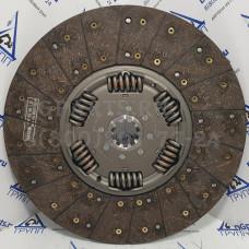 Диск сцепления 1878004832 430WGTZ 2'-10N \MAN F90/F2000/TG-A