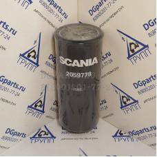Фильтр масляный Scania 2059778