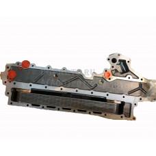 Охладитель масла двигателя L3100-1013100, L6AL1-1013100 Оригинал YC6L280N-52, YC6L310-50
